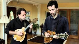 Shalom Aleichem & Typsy Gypsy -Tim Connell & Jack Dwyer - Twin Mandolins