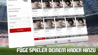 FIFA 11 Creation Center - So funktioniert