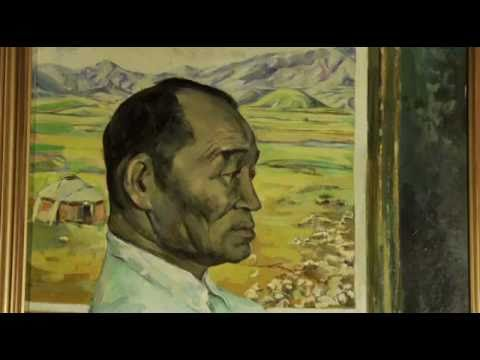 Moderne Kunst in Kasachstan (Kazakhstan Art - English)