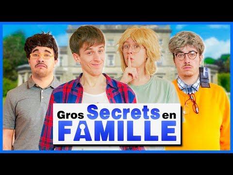 Gros Secrets En Famille - Le Monde à L'Envers