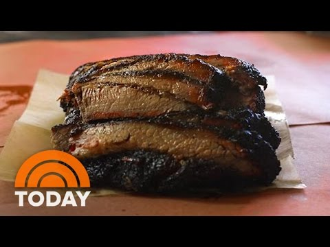 Why Franklin Barbecue's BBQ Brisket Sells Out Daily | TODAY