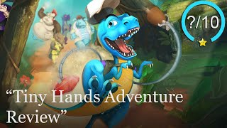 Tiny Hands Adventure Review [PS4, Switch, Xbox One, & PC] (Video Game Video Review)