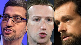 Download lagu Facebook, Twitter, Google CEOs Testify At Senate Hearing | NBC News