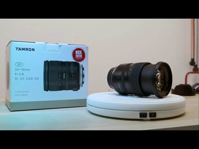 Tamron SP 24 70 f2 8 Di VC USD G2 | B ROLL | RCE FOTO