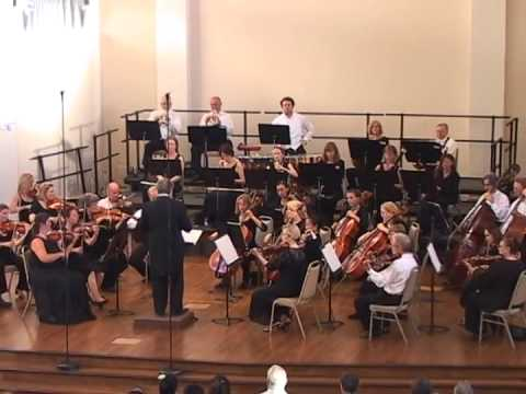 "Mozart - Serenade in D Major, K. 320 ""Posthorn"" - George Cleve, cond."