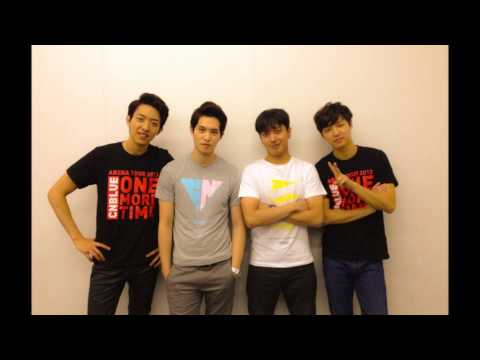 [Audio] 261213 Arena Concert Cnblue 2013-One More Time -Marine Messe Fukuoka