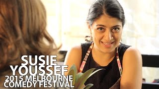 SUSIE YOUSSEF - MICF 2015 BITES - MELBOURNE COMEDY FESTIVAL