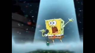 spongebob sings i am the one