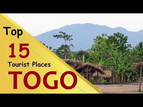"""TOGO"" Top 15 Tourist Places   Togo Tourism"