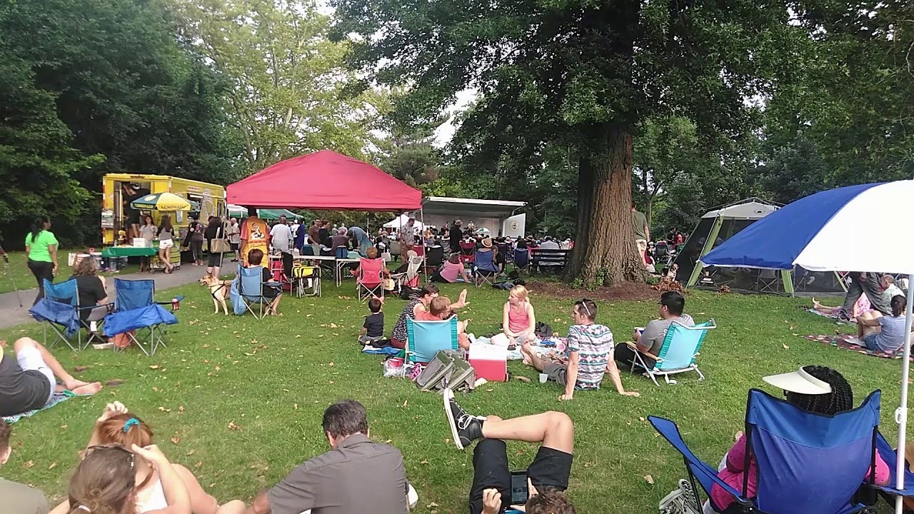 Jazz in The Park At Highland Park 2018 Part 2