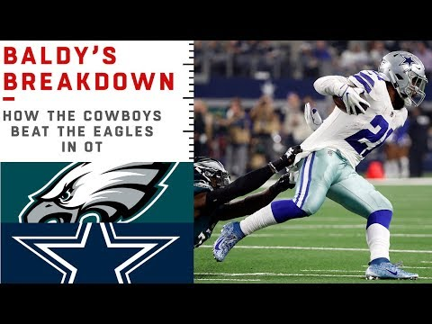 How the Cowboys Beat the Eagles in OT   NFL Film Review