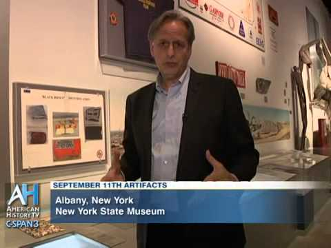 C-SPAN Cities Tour - Albany: Exhibit at the New York State Museum