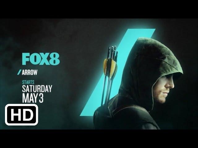 Arrow - FOX8 Promo [HD]
