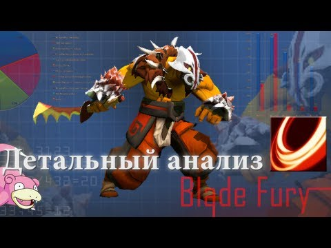 видео: dota 2 Детальный анализ #5 : blade fury (juggernaut)