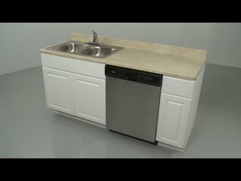 Whirlpool Dishwasher Disassembly