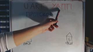 Принцип работы UART