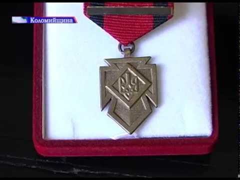 Музей історії міста Коломия отримав бронзовий хрест від родини Ольги Одинської (відеосюжет)