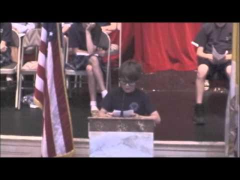 the best student council speech ever