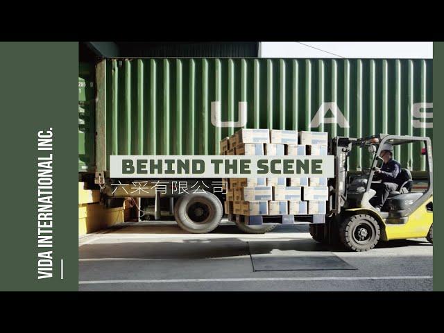 Behind The Scene - 六采有限公司 幕後花絮