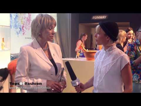 Judy Winter im TopsOfFashion-Interview