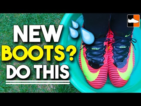 how-to-break-in-your-football-boots-&-new-soccer-cleats