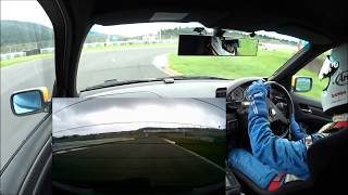 BMW E46 332Touring in AUTOPOLIS circuit 20180917