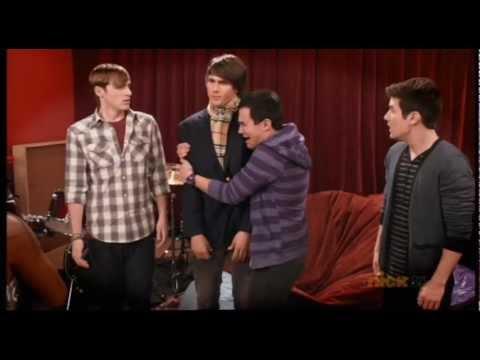 Nickelodeon HD UK - Christmas Big Time Rush Look Promo 2011 (720p)