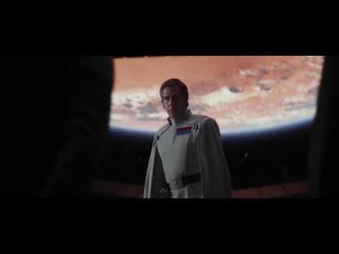 Rogue one death star fires on jehda city