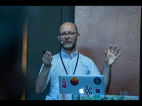 Berlin Buzzwords 2019: Fredrik Vraalsen–Building applications (...) on YouTube