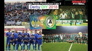 Download Video Menantikan Laga Panas Liga 2 2018 PSIM vs PSS & Memory Duel Seru didalam & diluar Lapangan Derby DIY MP3 3GP MP4