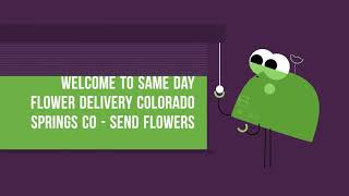 Same Day Flower Delivery Colorado Springs CO | (719) 602-6128