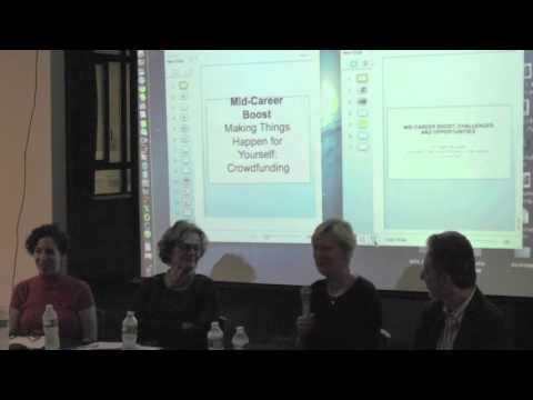 Mid-Career Boost: Challenges and Opportunities
