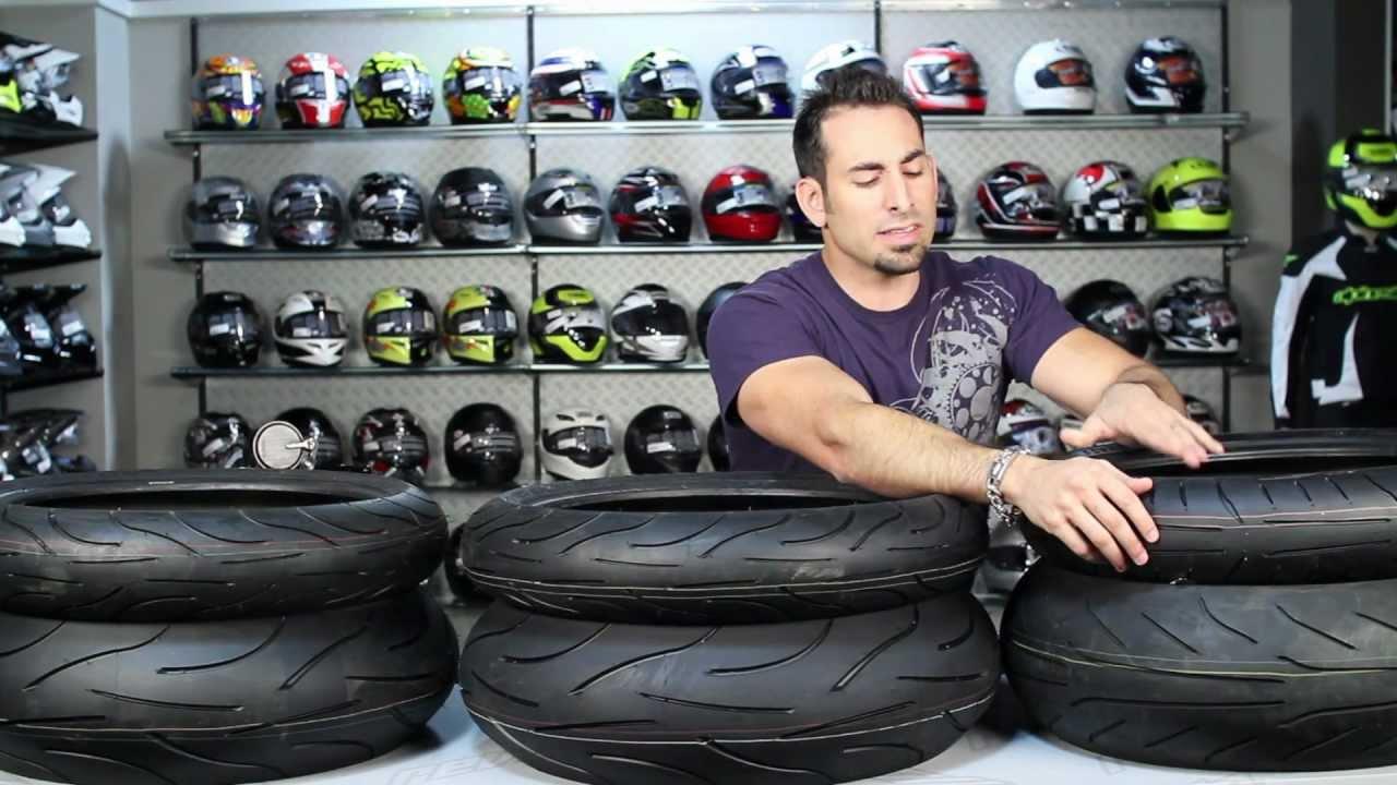 Tire Rating Guide >> Michelin Pilot Power & Michelin Sportbike Tire Guide on RevZilla.com - YouTube