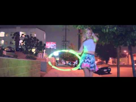 Pharrell Williams Hula Hoop Girl 24 Hours of