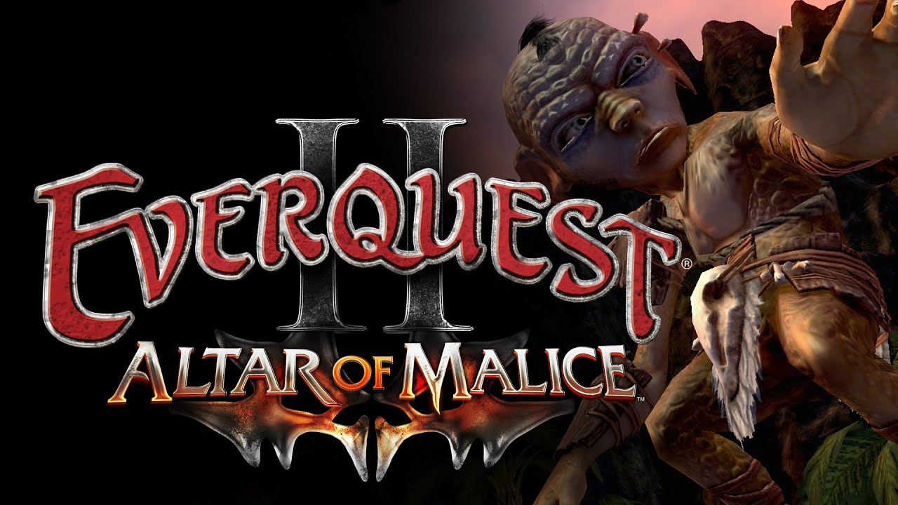 EverQuest II - News - Altar of Malice Launches Today!