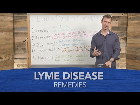 Lyme Disease Remedies
