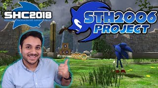 Let's Procrastinate With Sonic 06 Project Demo 4 Reaction & Thoughts - SHC2018