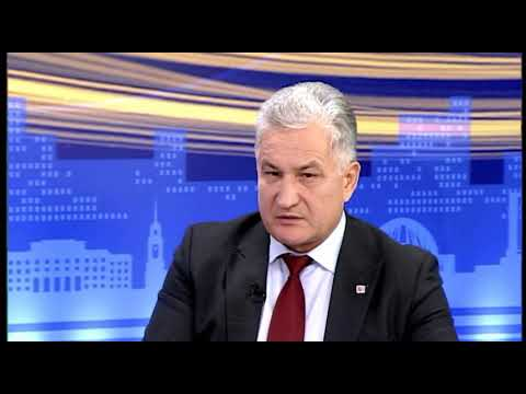 Юрий Биктуганов, министр образования и молодежной политики Свердловской области