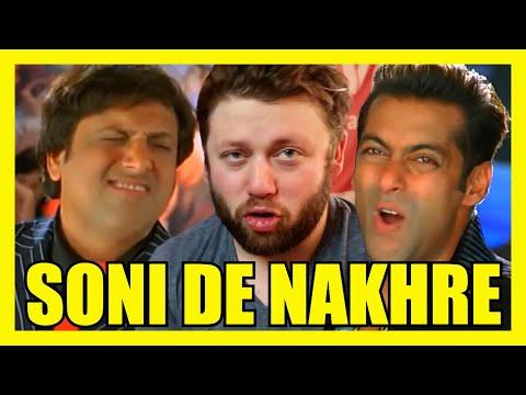 Soni De Nakhre SONG REACTION!!! Govinda, Salman Khan