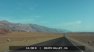 Street View | CA 190 - Death Valley #4