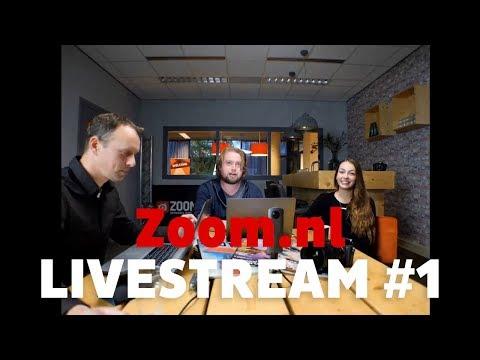 Zoom.nl LIVE #1 | PANASONIC G9 - RICOH Theta V - Favoriete foto's op ZOOM.NL