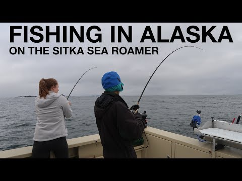 King Salmon And Halibut Fishing In Alaska | Sitka Sea Roamer