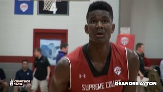 DeAndre Ayton Summer Mixtape! Top Big In 2017