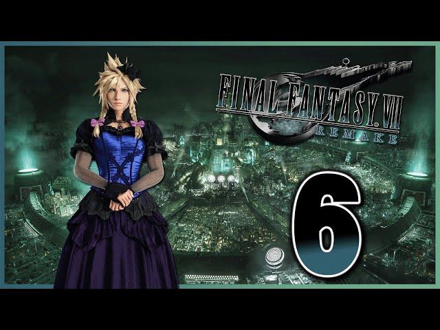Let's Play Final Fantasy VII Remake [6] - Honeybee Inn!