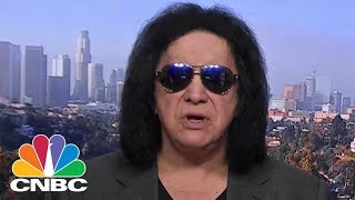 Gene Simmons On Spotify: Legislation Is Archaic And New Artists Are Getting Slaughtered | CNBC