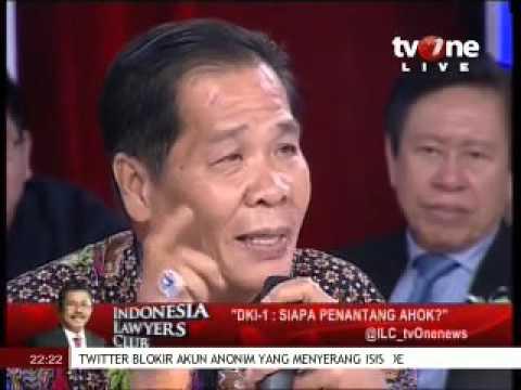 ILC 8 Maret 2016 #Koh Anton Medan di KO Bung Adhyaksa Dault