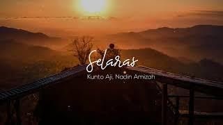 Kunto Aji, Nadin Amizah - Selaras (Lyrics)