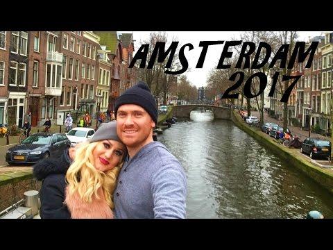 Couple Vlog & Travel Blog to Amsterdam