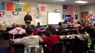Repeat youtube video Teaching Gradual Release of Responsibility - Barnes 1 of 2
