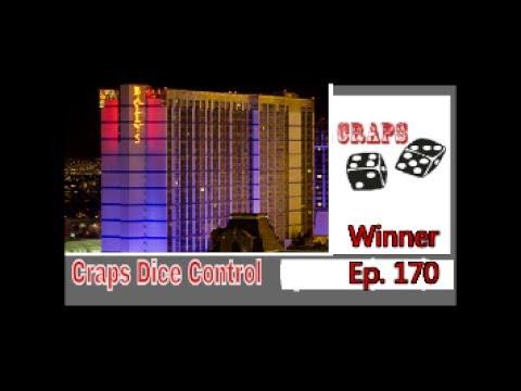 Craps Dice Control   Winner   Ep  170